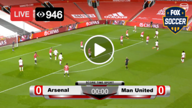 Photo of Arsenal vs Manchester United Premier League Live Football Score 30 Jan 2021
