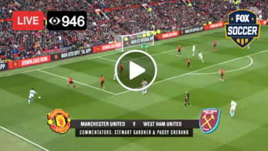 Photo of Manchester United vs.West Ham FA Cup Live Football Score 9 Fab 2021