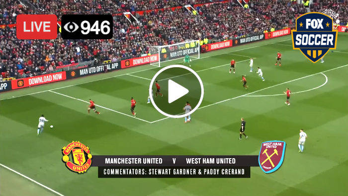 Manchester United vs.West Ham FA Cup Live Football Score 9 Fab 2021