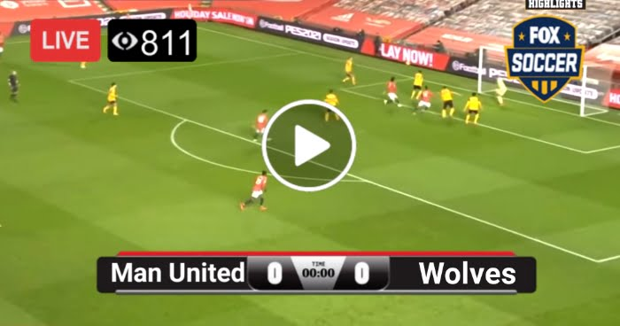 Photo of Manchester United VS Wolverhampton LIVE Football Score 23 May 2021