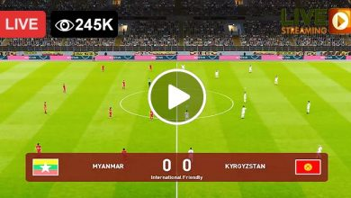 Photo of Myanmar vs Kyrgyzstan World Cup – Qualification LIVE Football Score 11 June 2021